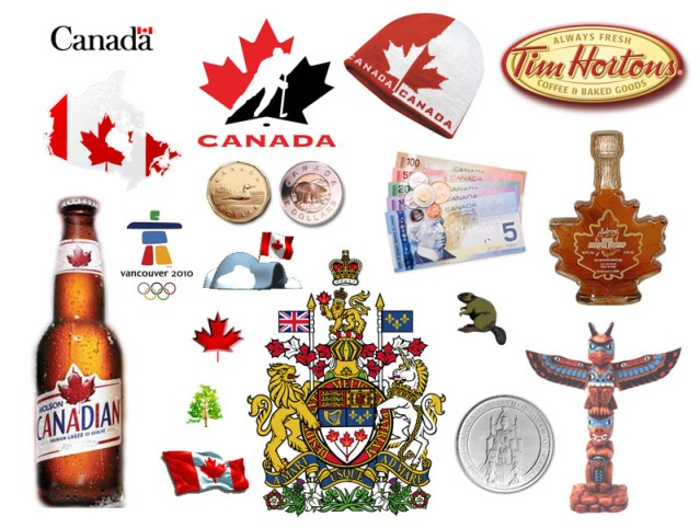 Canadian National Anthem And Canadian Symbols