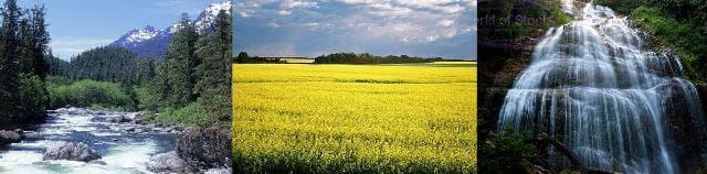 Western Canada Scenery