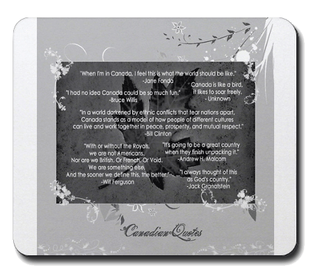 Quotes Mousepad
